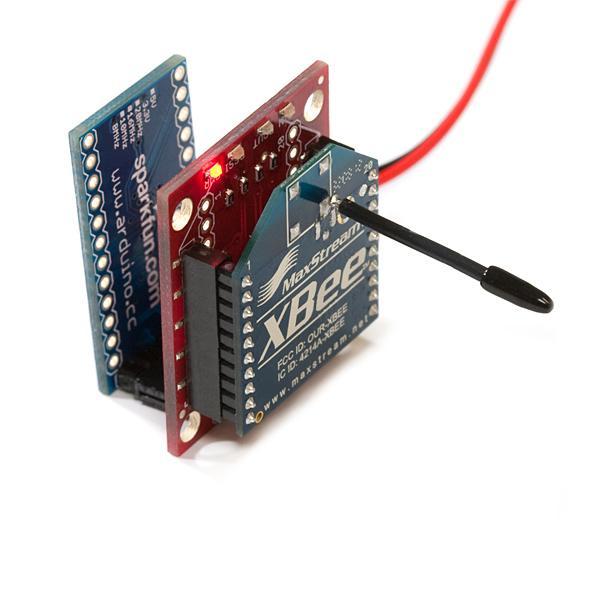 Arduino Pro Mini 328 - 3.3V/8MHz [2]