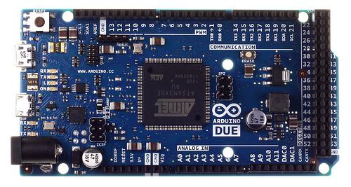 Arduino Due 0