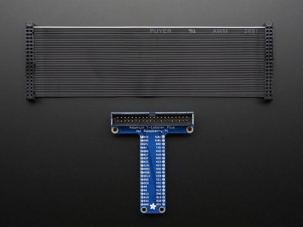 Pi T-Cobbler Plus - GPIO - pentru RasPi A+/B+/Pi 2/Pi 3 3