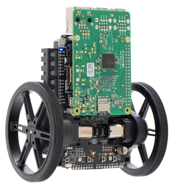 Balboa 32U4 Self Balancing Robot Kit (Fara motoare si fara Roti) 9