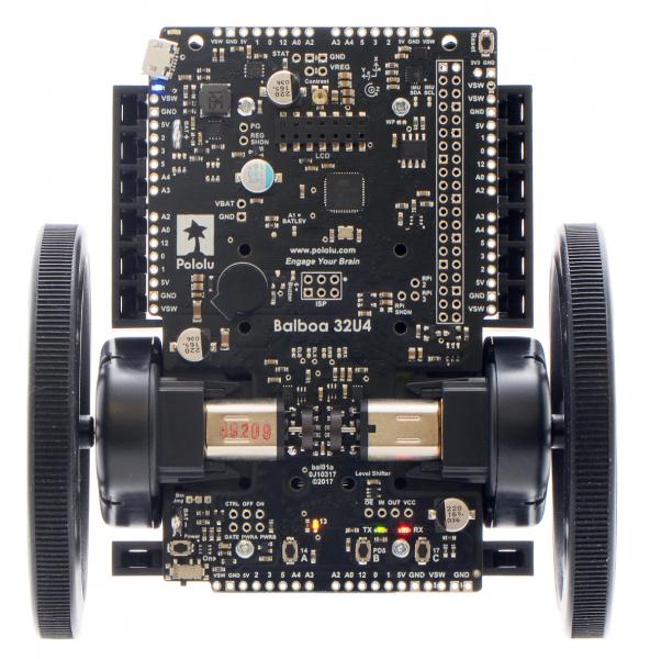 Balboa 32U4 Self Balancing Robot Kit (Fara motoare si fara Roti) 2