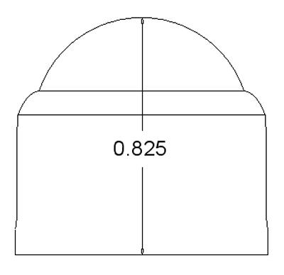 Ball Caster 19.5 mm 2