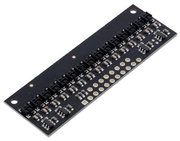 Bara senzori linie 15 digitali QTRX-HD-15RC [0]