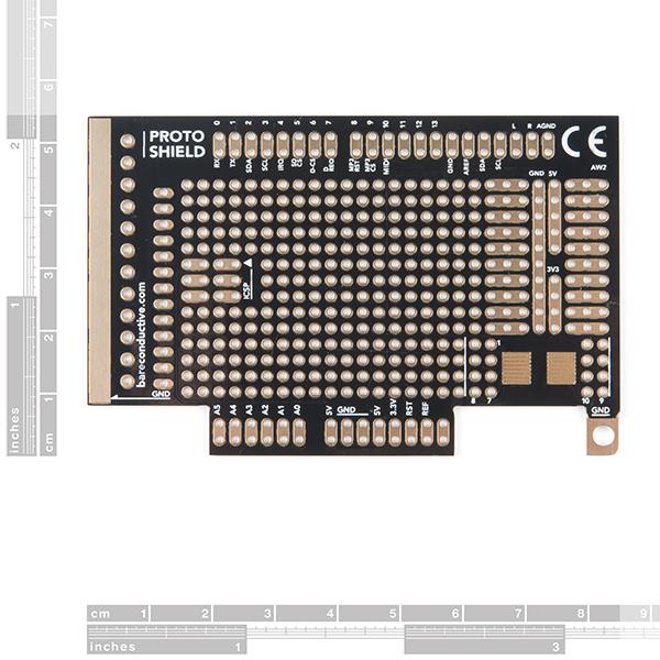 Bare Conductive Touch Board Pro kit prototipare 4