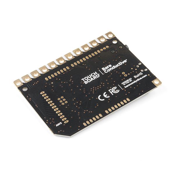 Bare Conductive Touch Board Pro kit prototipare 3