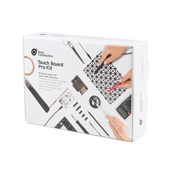 Bare Conductive Touch Board Pro kit prototipare 6
