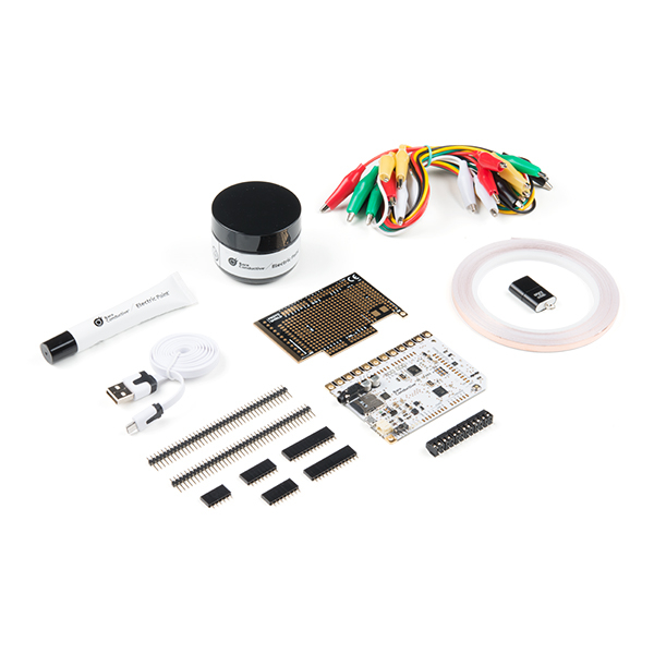 Bare Conductive Touch Board Pro kit prototipare 0