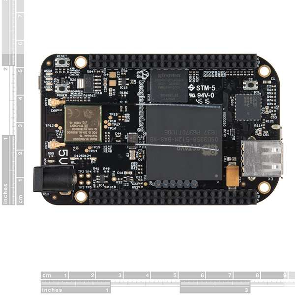 Retras BeagleBone Black Wireless 2