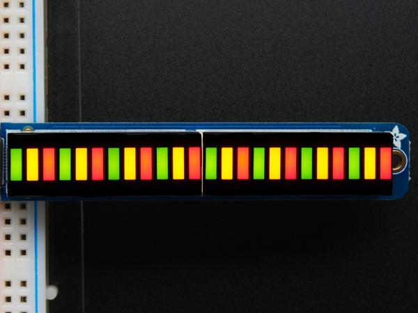 Afisaj Bargraph 24 LED-uri - Bicolor I2C [0]
