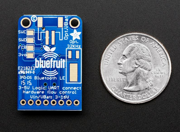Bluefruit LE UART Friend - Bluetooth Low Energy (BLE) 1