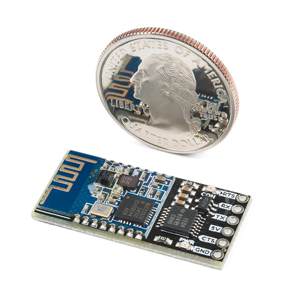 Placa SparkX Bluetooth Mate 4.0 - HM-13 3
