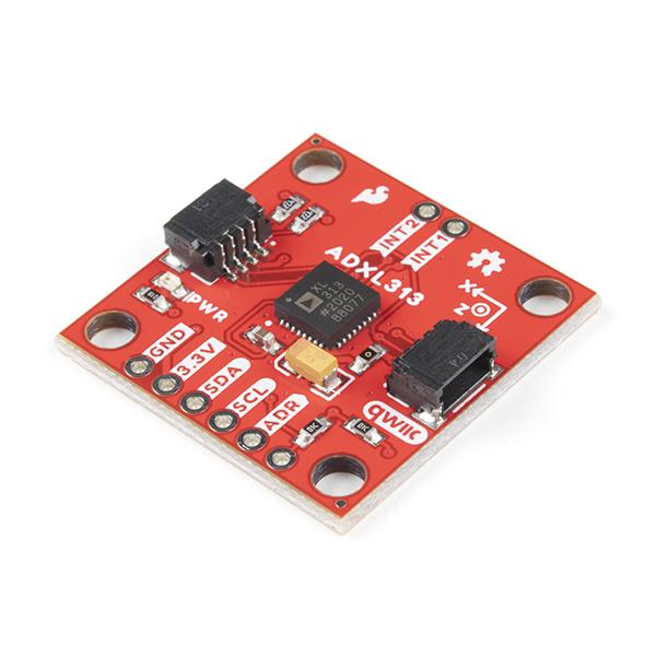 Breakout accelerometru digital, cu 3 axe, SparkFun ADXL313 1