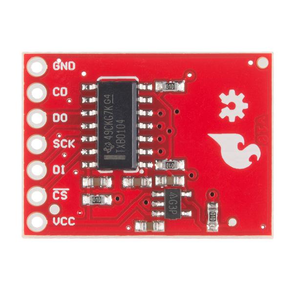 Breakout schimbator nivel tensiune cu microSD SparkFun [2]