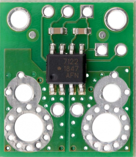 Breakout senzor curent Pololu ACHS-7122 -20A/+20A 2