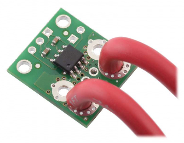 Breakout senzor curent Pololu ACHS-7122 -20A/+20A 1