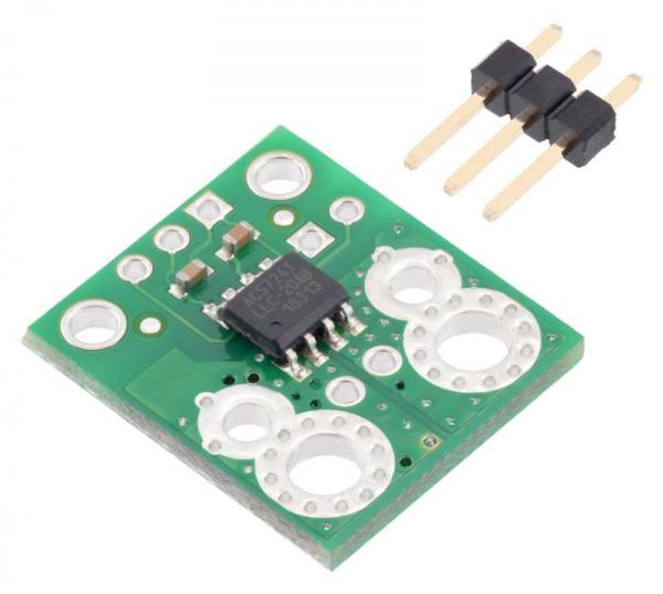 Breakout senzor de curent SparkFun ACS724 -20A/+20A [1]