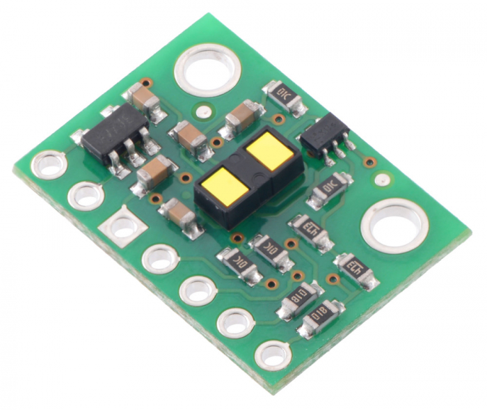 Breakout senzor de distanta Pololu VL53L1X ToF cu stabilizator [0]