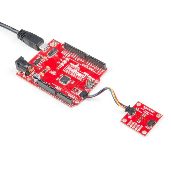Breakout senzor temperatura digital SparkFun TMP102 (Qwiic) 4