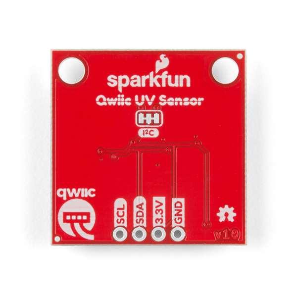 Breakout senzor UV SparkFun VEML6075 (Qwiic) [3]