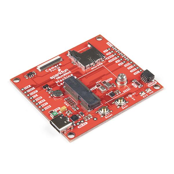 Breakout SparkFun MicroMod invatare-masina 0