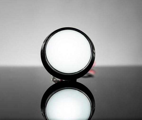 Buton Arcade cu LED alb - 60mm [0]