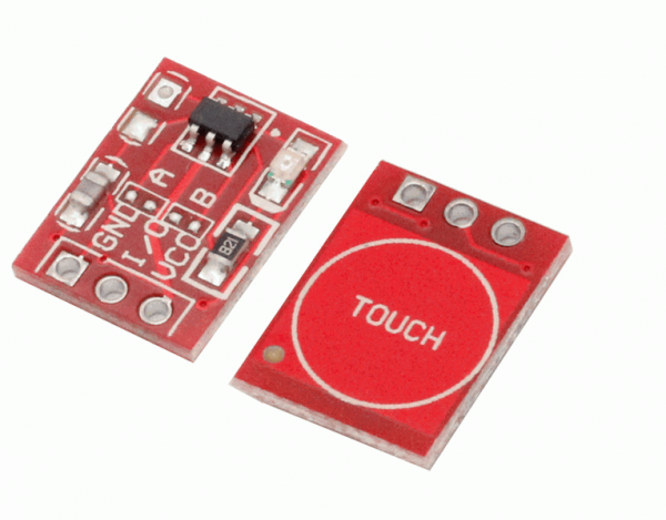 Buton touch TTP223 1