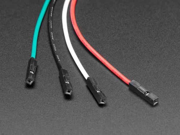 Cablu JST PH 4 pini - 200mm [5]