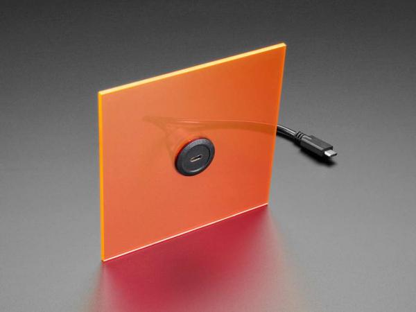 Cablu prelungitor USB C - 30cm 0