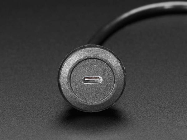 Cablu prelungitor USB C - 30cm 2