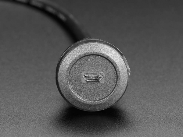 Cablu prelungitor USB micro B - 30cm [2]