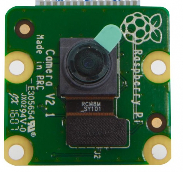 Camera Video Raspberry PI versiunea 2 0