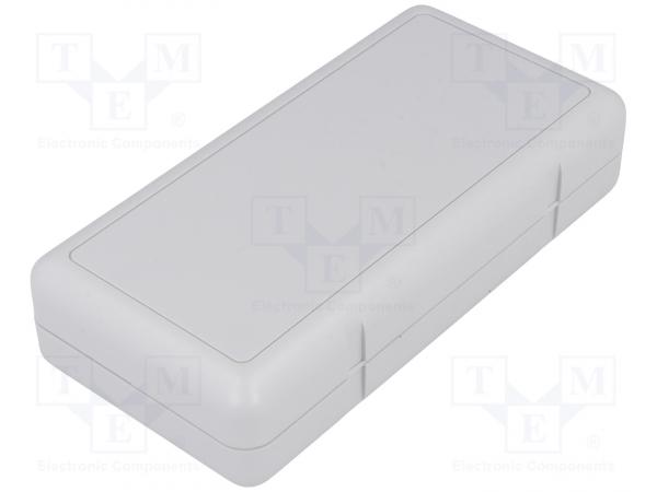 Carcasa universala din plastic Teko Soap 10008.5 - Gri deschis 0