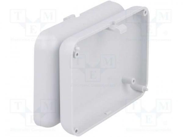 Carcasa universala din plastic Teko Soap 10007.5 - Gri deschis 2