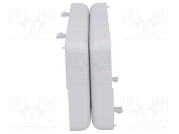 Carcasa universala din plastic Teko Soap 10008.5 - Gri deschis 1