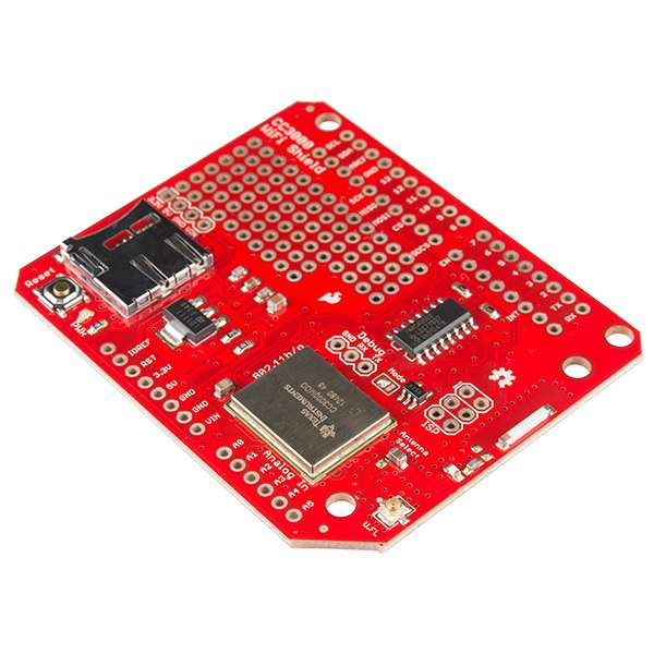 RETRAS - CC3000 WiFi Shield 0