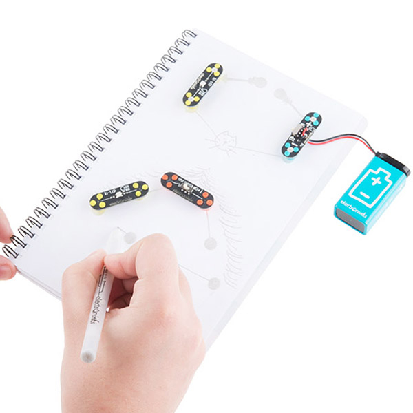 Circuit Scribe Conductive Ink Pen 1