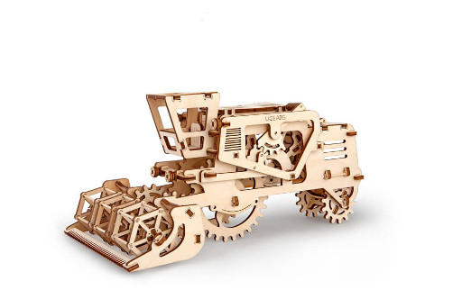 Combina agricola UGears 2