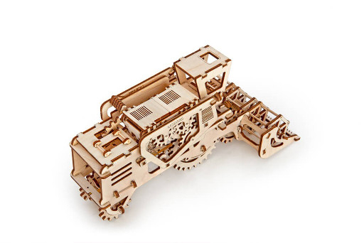 Combina agricola UGears 4