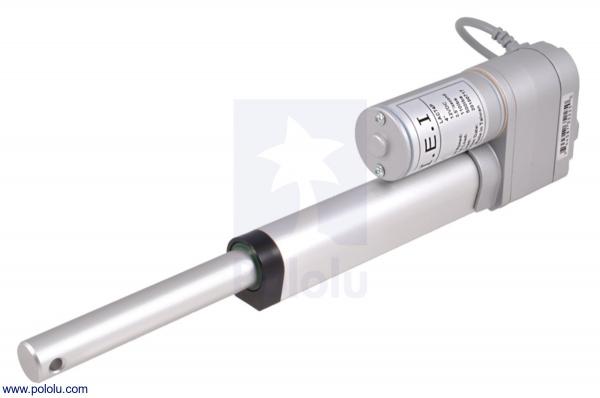 Actuator liniar LACT2P-12V-20 cu feedback 5.08cm Stroke, 12V, 1.27 cm/s 2
