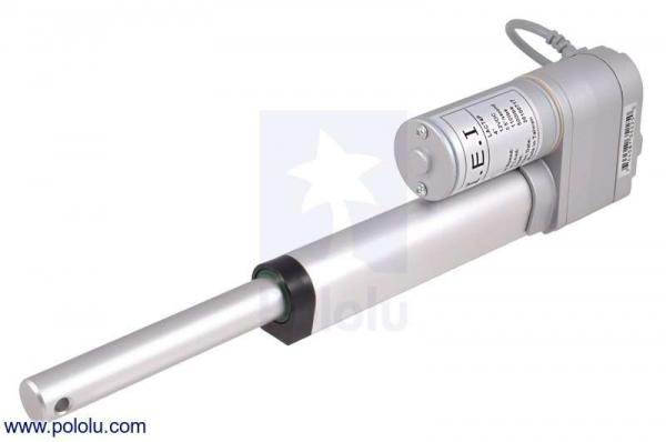 Actuator liniar  LACT4P-12V-05 cu feedback 10.16cm Stroke, 12V, 4.3 cm/s [1]