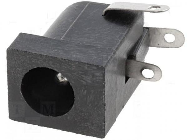 Soclu alimentare DC 5.5mm X 2.1 mm 0