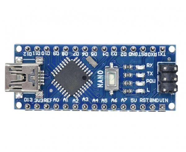 Arduino Nano V3.0 cu chip CH340 [1]
