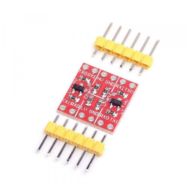 Convertor de nivel logic 3.3V 5V TTL 0