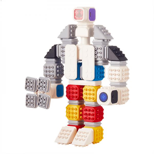 Cubroid Wireless STEAM kit robotic programabil 3