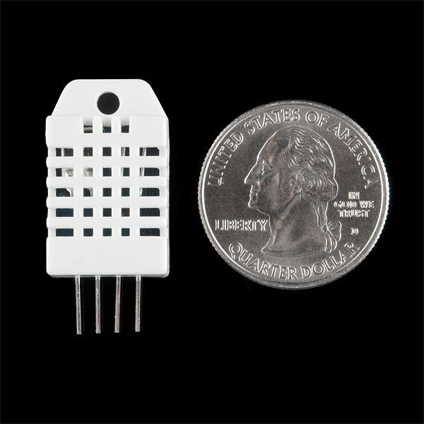 Senzor umiditate si temperatura DHT22 2