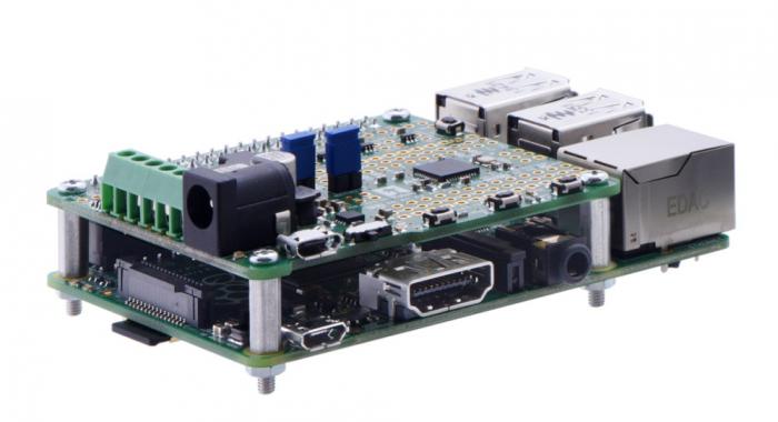 Distantiere din aluminiu pentru Raspberry Pi 11mm x 6mm M2.5 - 4 buc [0]
