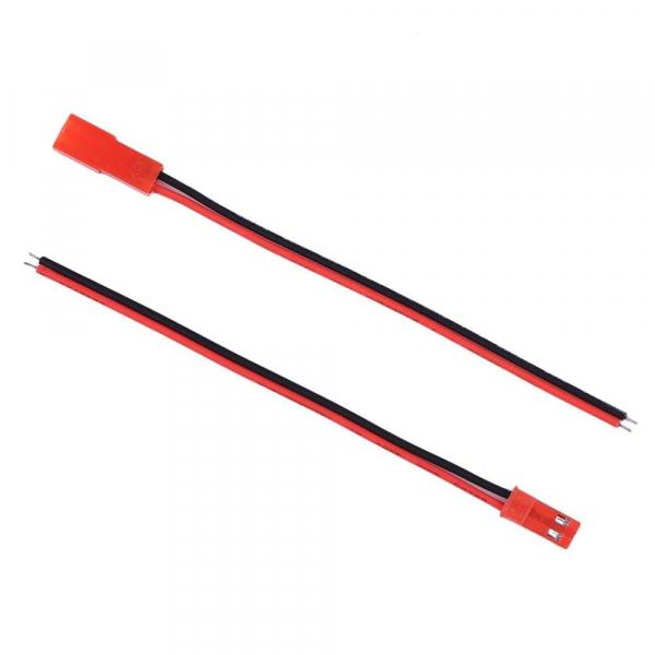 Doua cabluri JST tata, JST mama - 10cm [2]