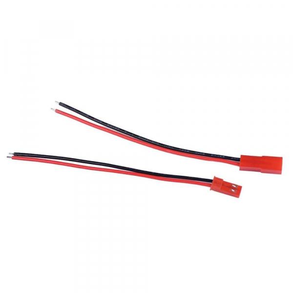 Doua cabluri JST tata, JST mama - 10cm [3]