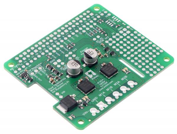 Driver motor dublu TB9051FTG pentru Raspberry Pi (kit partial) 1