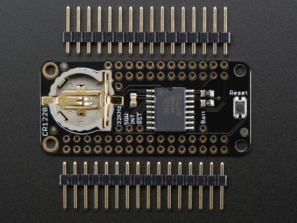 DS3231  RTC FeatherWing - RTC 1